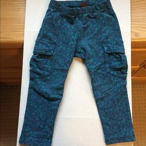 Tea collection cargo stretch pants
